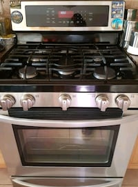 LG Gas range for sale