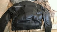 100% GENUINE LEATHER MOTORCYCLE JACKET NEVER WORN Surrey, V3W 1R8