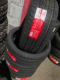 P205    55 R 16 SET OF 4 BRAND NEW TIRES ON SALE  Lafayette, 94549