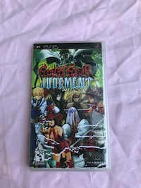 PSP game Guilty Gear Judgment  Dallas, 75212