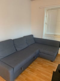 Selling corner sofa! Had a crack but its fixed and you cannot see it!  Oslo, 0270