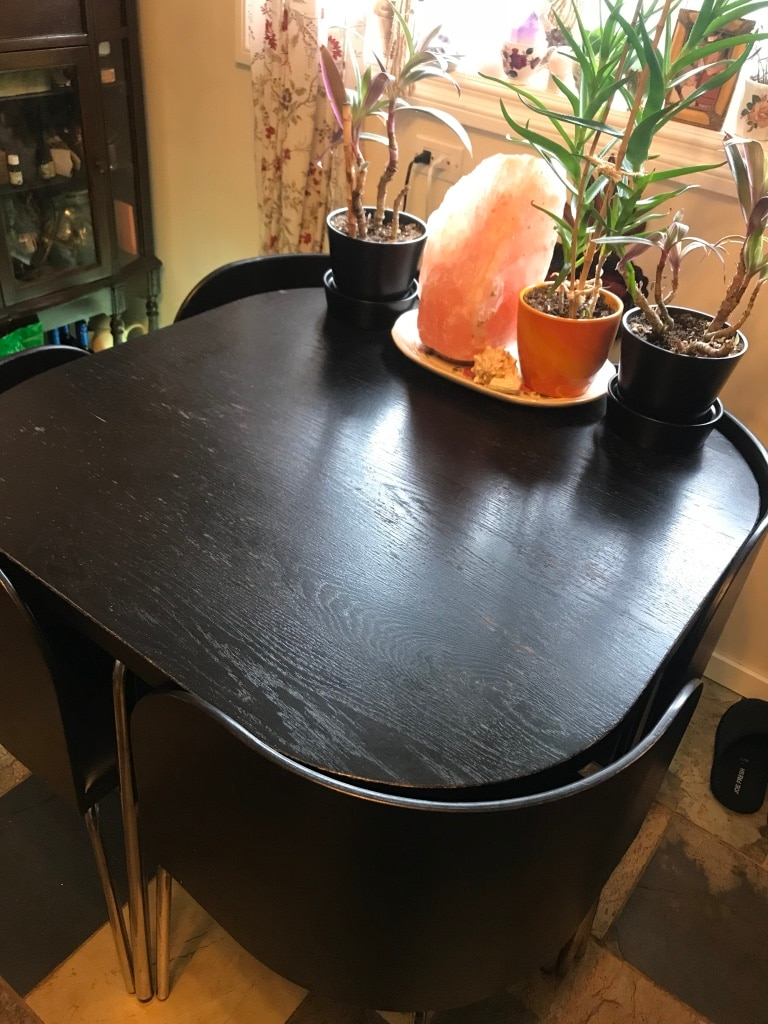 used rare discontinued ikea fusion table and chairs for sale in rh ca letgo com