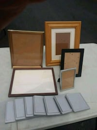 Assorted picture frames Syracuse, 13204