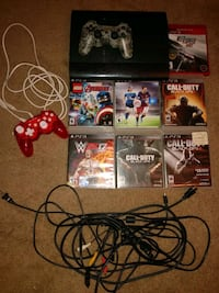 Sony PlayStation 3 250GB Console - Black and more Houston, 77036