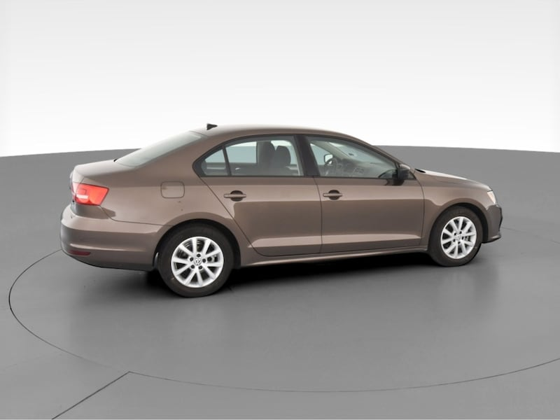 2015 VW Volkswagen Jetta sedan 1.8T SE Sedan 4D Brown  89fdb861-57e3-4112-8cf8-6d4ea28d343d