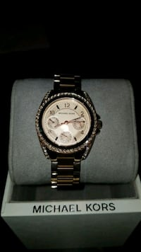 Mk rose gold watch Edmonton, T5N 0W6