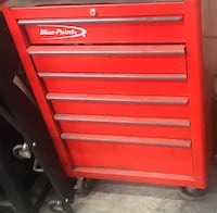 red Snap-On tool cabinet Signal Hill, 90755