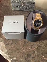 Men's Citizen watch Cherry Hill, 08003