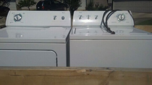 Excellent Whirlpool Set Installed