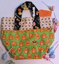 Handmade Halloween Treat Bags (small, S&H ok) Knoxville