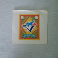 Blue Jays - 1983 Theme Song on a 45rpm