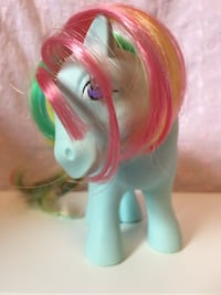 "Vintage My Little Pony 1983 Rainbow Earth Pony ""Sunlight"" Granger"