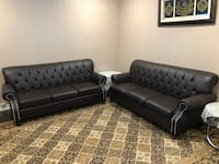 Couches and rug Brampton