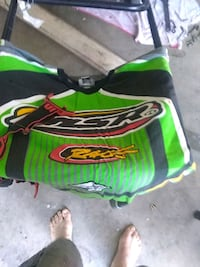 green and black duffel bag Warner Robins, 31088