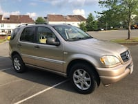 2001 Mercedes ML-430 Sterling, 20164