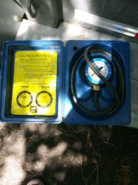Gas pressure test kit Reno, 89512