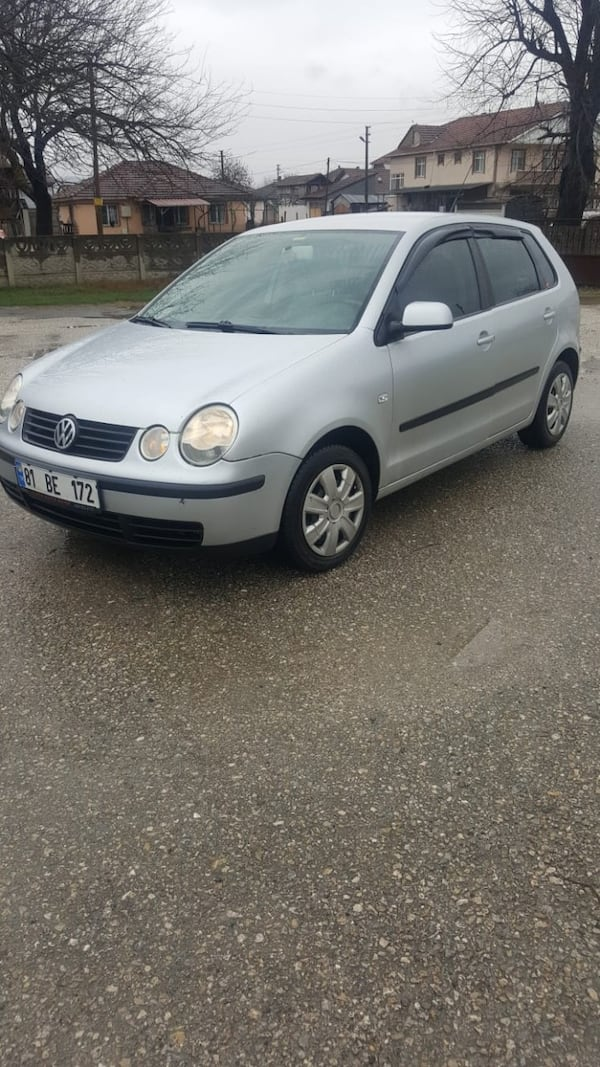 2005 Volkswagen Polo 1.4 75 HP BASICLINE bde2ff53-06a7-4f3f-9f51-1d13be75ae38