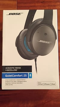 NEW Bose Quiet Comfort 25 ( QC25 )