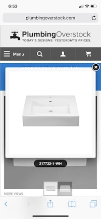 Ronbow utility sink Hummelstown, 17036