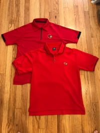 University of Louisville Polo's (Size M) Louisville, 40207
