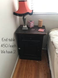 Bedside table Los Angeles, 90045