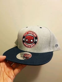 Spiderman Snap back Hat Guelph, N1K 0B1