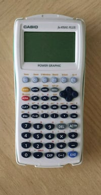 Graphing calculator Casio fx-9750g Plus Toronto, M1H 3A1