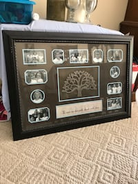 """Huge family pic frame 29""""tall 42"""" wide $20 Louisville, 40228"""
