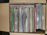 231 miscellaneous vinyl records  Toronto, M9C 5E9