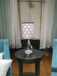 "Lamp-In-A-Box  Décor Art""Pattern of Flowers"" Sport Brooklyn, 11213"