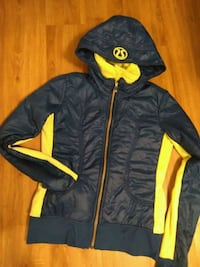 Small Lululemon jacket w/hood $50 ladies xsmall Winnipeg, R2V 0J4