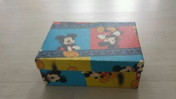 Storage / photo box