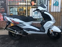 50cc upgraded scooter   North Brentwood, 20722