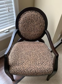 Two chairs ashley furniture barely used Milton, L9T 0R8