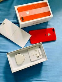 Red iphone 8plus for sale at discount prices  Toronto