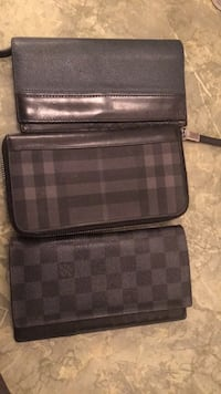 damier graphite Louis Vuitton leather crossbody bag Burnaby, V5G 1C7