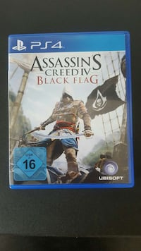 Assassins creed Black Flag ps4 Вальдерсхоф, 95679