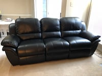 Recliner sofa ( 3 seater)