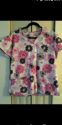Woman's Scrub Tops (small)
