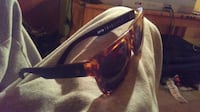 black framed Oakley sports sunglasses 1958 km