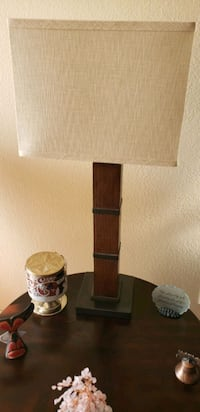 Pair of table lamps North Las Vegas, 89031