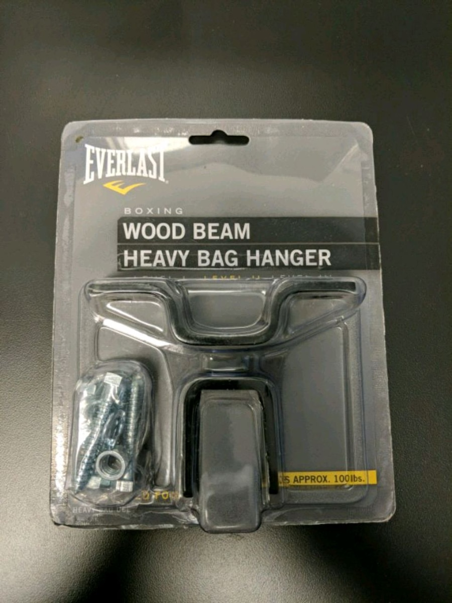 Everlast Wood Beam Heavy Bag Hanger
