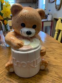 Cookie Jars - Best Offer Grimsby, L3M 4X5