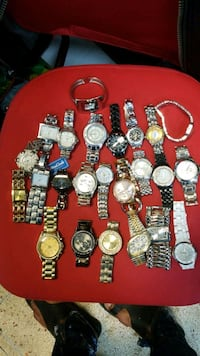 Brand new watches Mex lot Hamilton, L8H 2Y3
