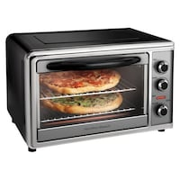 Hamilton Beach Countertop Oven with Convection & Rotisserie Bloomfield, 07003