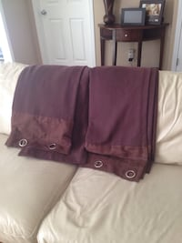 2 piece of curtain 84 by 56 inches  Vaudreuil-Dorion, J7V 0L3