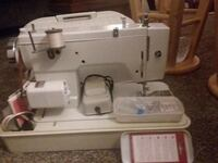 white and gray sewing machine Lancaster, 43130