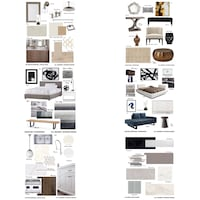 assorted-color home furniture lot collage screenshot