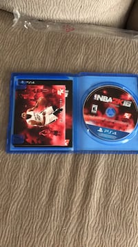 Sony PS4 NBA2K16 case Odessa, 79763