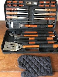 gray and red tool set Leesburg, 20176